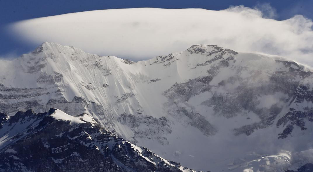 Una andinista rusa, la primera víctima fatal del 2020 en el Aconcagua